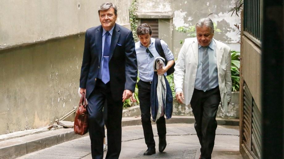 El ex jefe del Ejército, César Milani, fue absuelto en el juicio por la desaparición del soldado Alberto Ledo en 1976. Foto: Telam