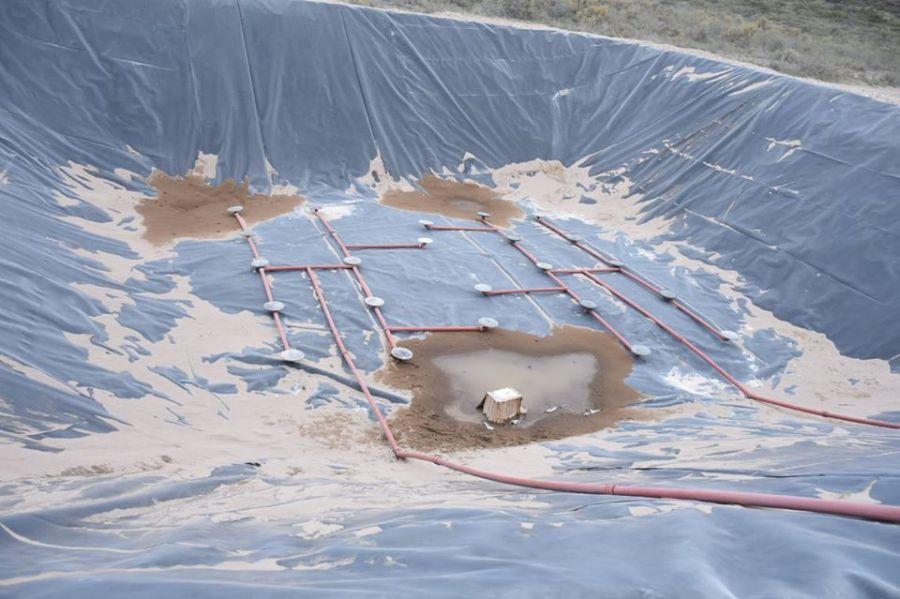 Inauguraron en San Antonio un centro de tratamiento de residuos y efluentes líquidos - Diario Río Negro