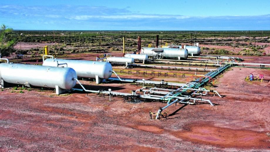 Desde el 2017 el área es operada por Aconcagua Energía con la participación del 10% de la estatal Edhipsa.