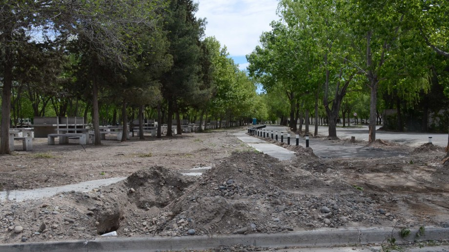 El Municipio asegura que las obras estarán concluidas para el inicio de temporada. (Foto: Archivo.-)