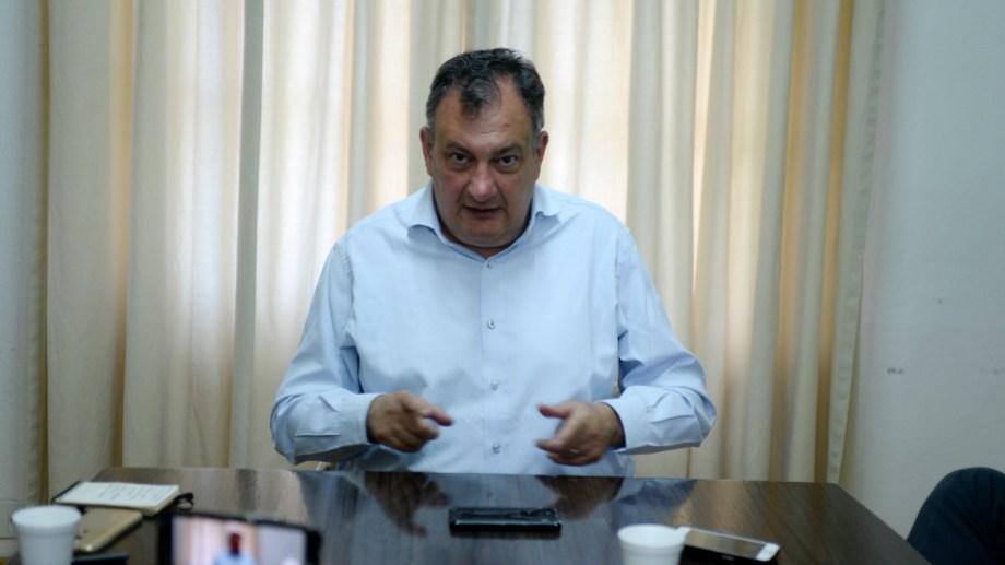 El intendente Gustavo Gennuso anunció su nuevo organigrama a dos días de su asunción. Foto: archivo