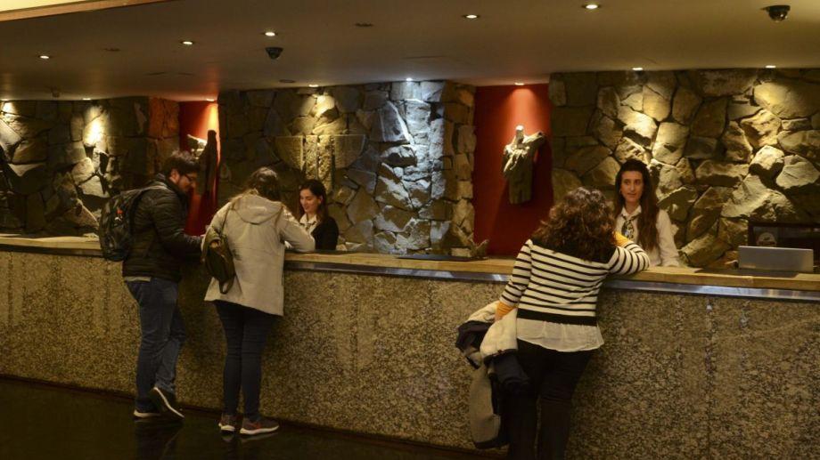 Las tarifas del verano en la hotelería de Bariloche tienen una suba entre 25 y 30%. Foto: Alfredo Leiva