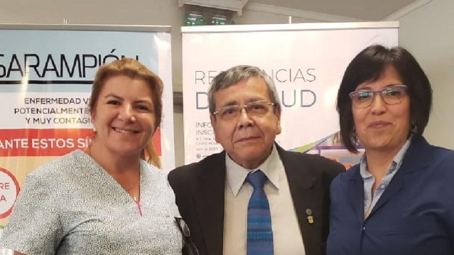 Claudia Muñoz, la nueva directora del hospital de CIpolletti. Foto: Gentileza