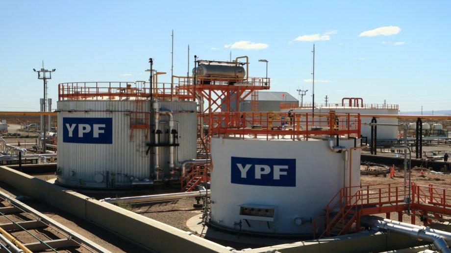 La petrolera presentó esta tarde su balance que muestra el impacto del congelamiento del crudo y las naftas.