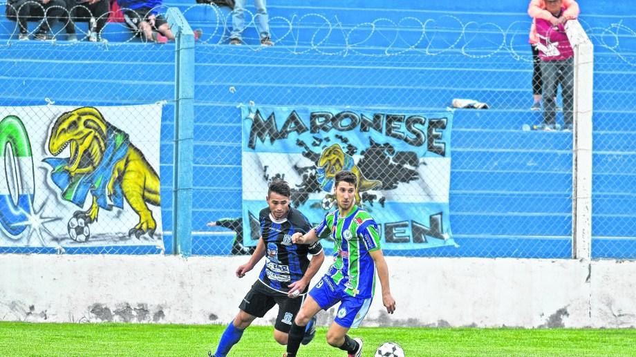 Maronese, ya clasificado a octavos de final, recibe a Los Canales.
