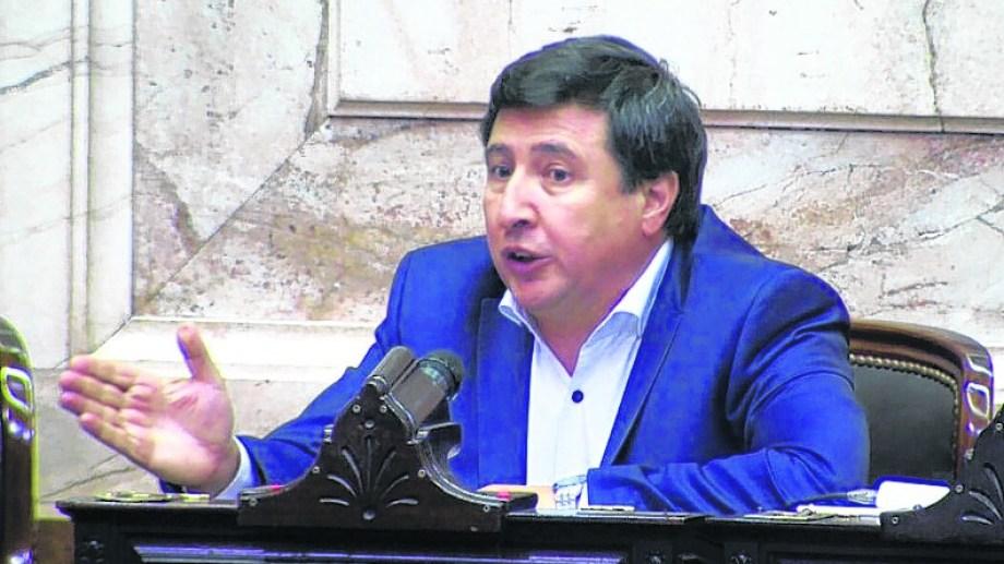 Daniel Arroyo, encargado del área social de Fernández.