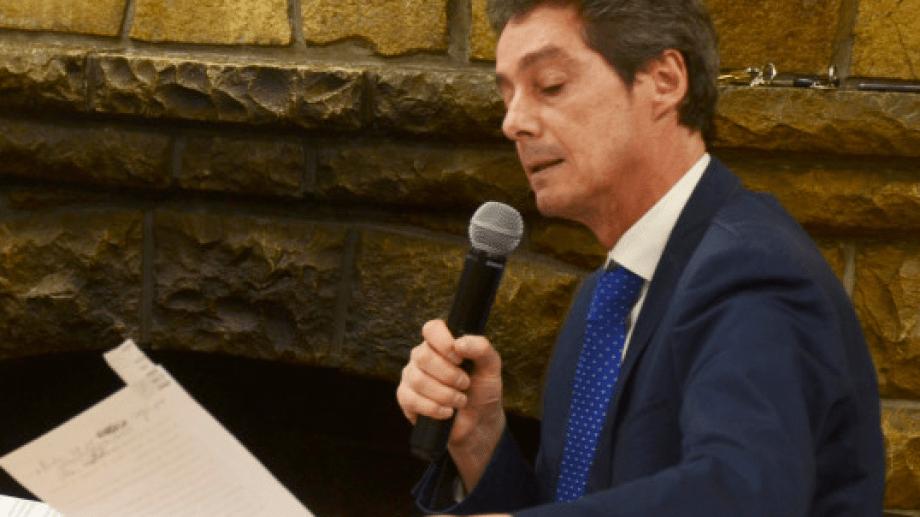 El fiscal Martín  Lozada admitió en la audiencia que el planteo del defensor oficial era correcto. (Archivo)