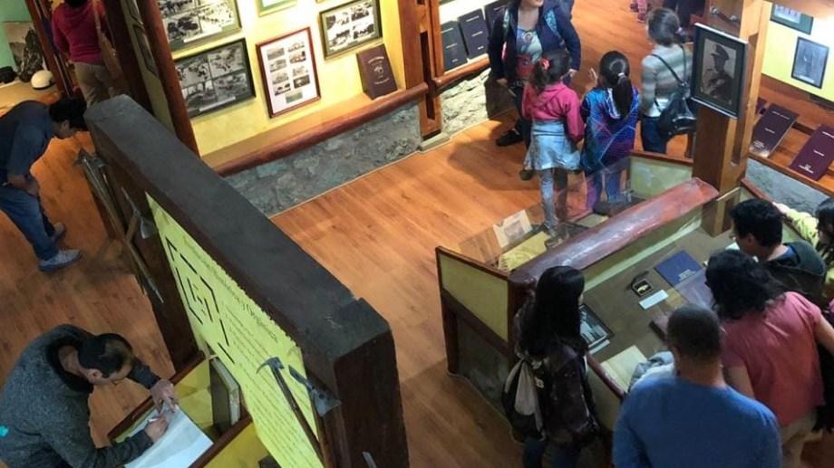 El Museo de la Patagonia reabrirá sus puertas en Semana Santa. Foto: archivo