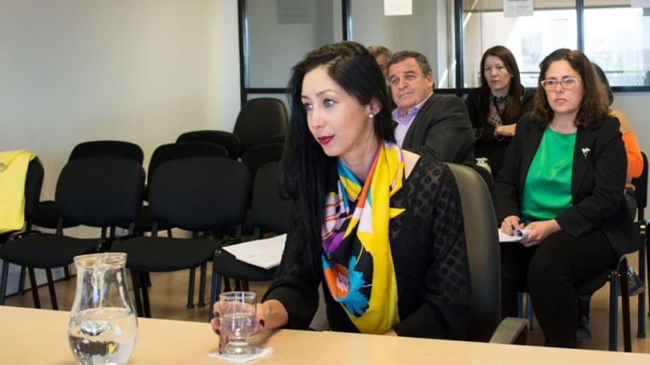 Organizaciones de todo el país repudiaron el rechazo al pliego de la abogada Nadia Kubatov. Foto gentileza.