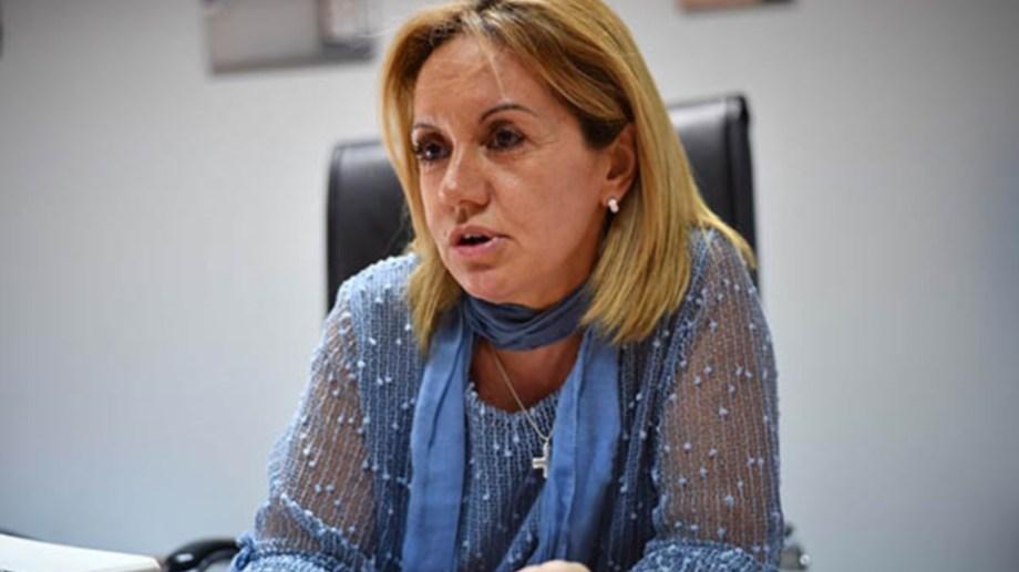 La fiscal jefa de Trelew, Silvia Pereira, pidió la detención del sacerdote. (Foto gentileza)