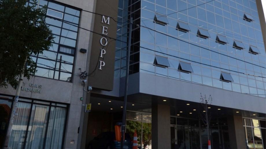 El evento será en el edificio de MEOPP. Foto: Archivo Matías Subat