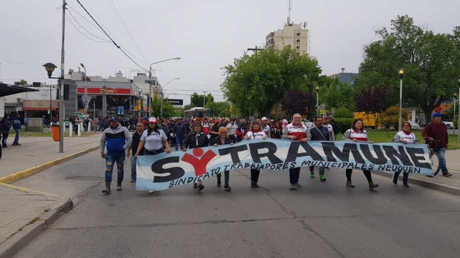 Los municipales fueron convocados para este miércoles. (Foto: Gentileza.-)