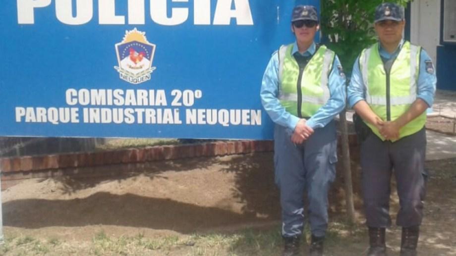 Foto: Prensa Policía