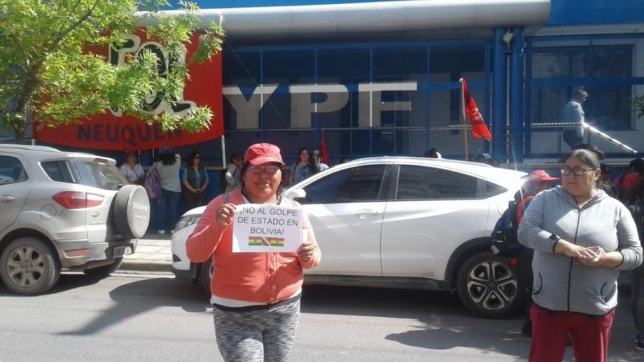 Desde el FOL repudian el aumento de combustibles y denuncian su impacto en todos los otros precios. (Gentileza).-