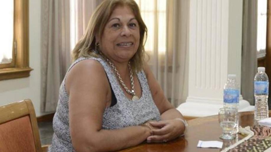 La actual intendenta de Piedra del Águila finalizará su mandato el 10 de diciembre. Foto: archivo.