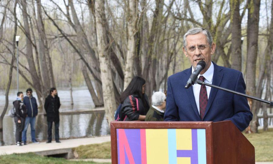 """El Deliberante ya tiene el proyecto para denominar """"Pechi"""" Quiroga al Paseo Costero - Diario Río Negro"""