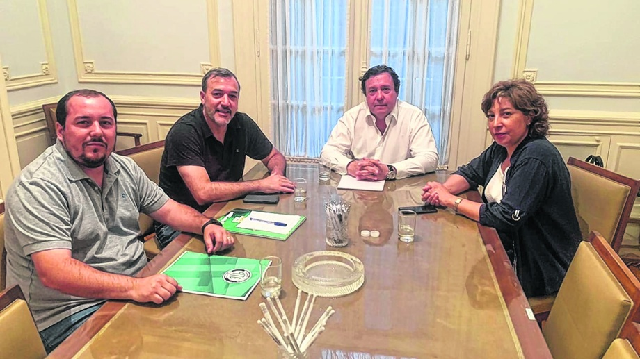 El encuentro del miércoles en Buenos Aires sirvió para distender una relación que empezó con fricciones. Foto: Gentileza