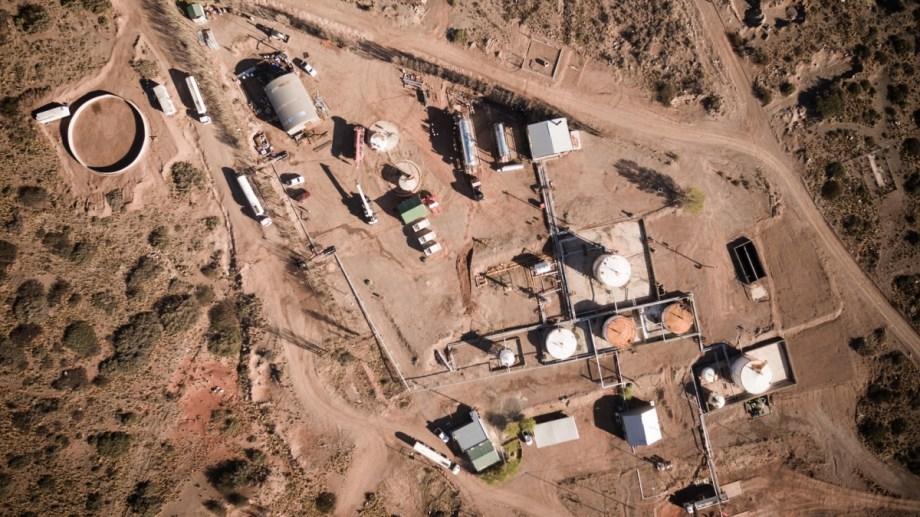 El bloque Mata Mora está en la zona caliente de Vaca Muerta, cerca de los desarrollos masivos de la anglosajona Shell.