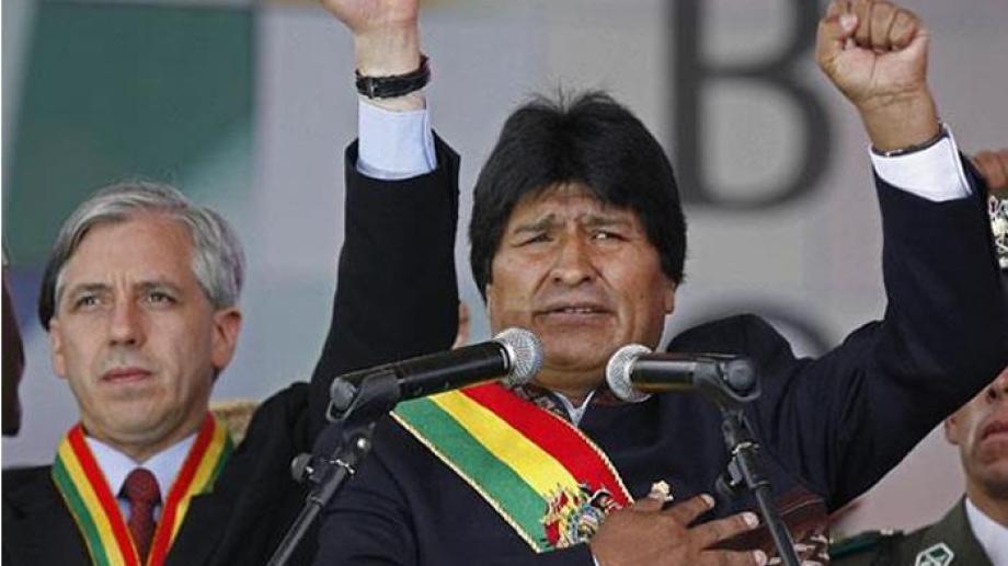 Evo Morales renunció ayer y denunció un golpe de estado en Bolivia. Foto: archivo.