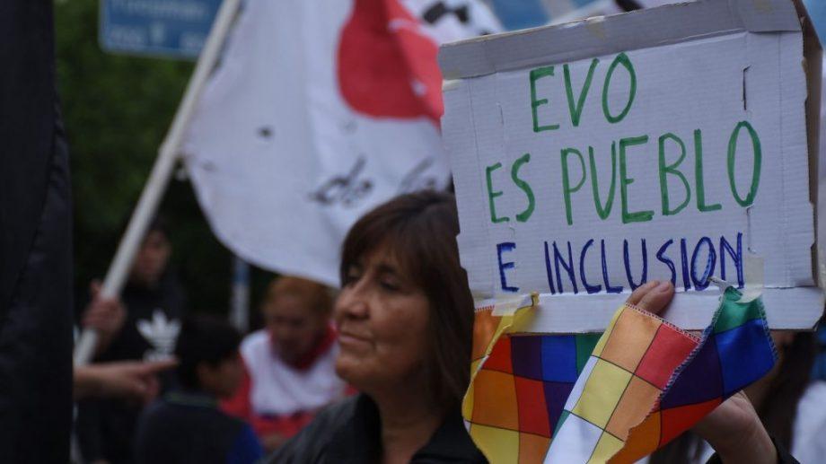 Más de 500 personas se movilizar en Roca: (foto: Emiliana Cantera)
