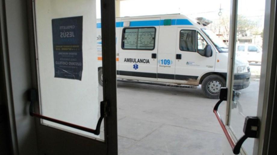 El hospital de Cipolletti realizó una nueva ablación que ayudará a personas con dificultades visuales. Foto: Archivo.