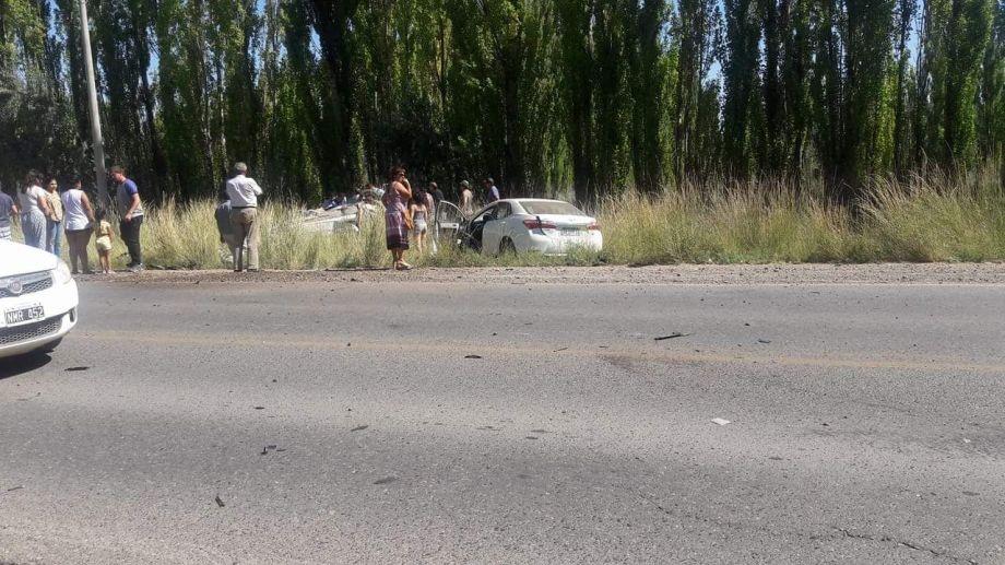 El siniestro fue el 14 de febrero de 2018 en la Ruta Provincial 7, cerca de Vista Alegre. (Foto: Archivo.-)