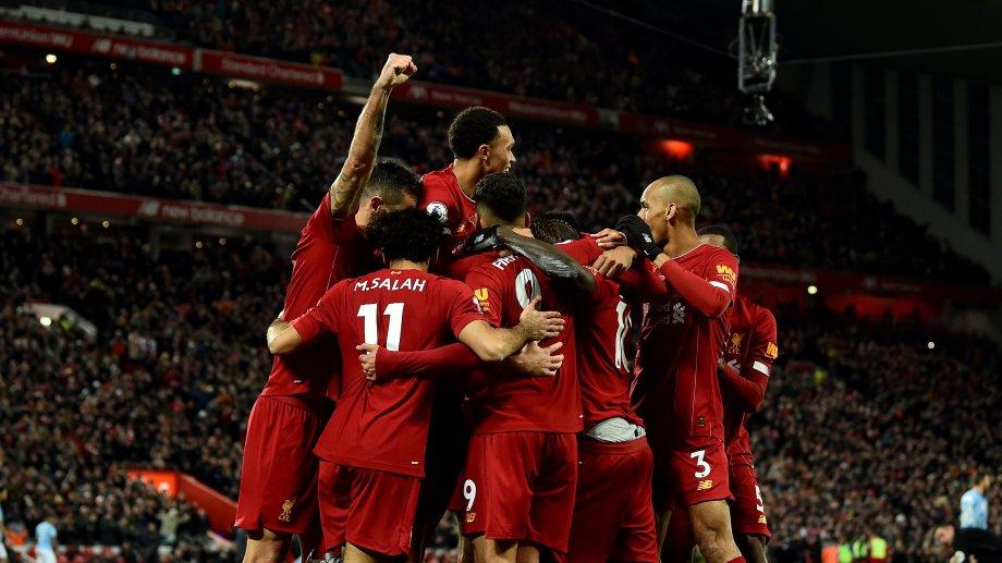 Los Reds estiraron su ventaja en la cima de la Premier. (Foto: @LFC)