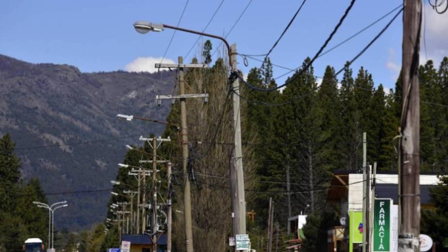 La falla se generó en el sistema de transporte de energía eléctrica Alipiba. Foto: archivo