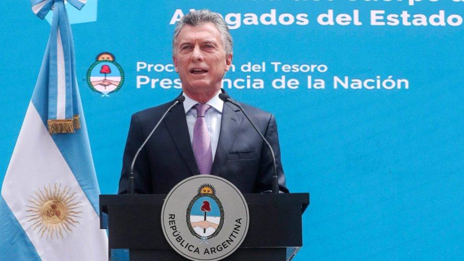 Mauricio Macri. Foto: Archivo.
