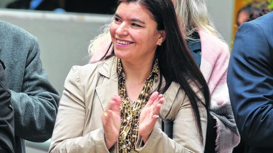 Vanina Merlo continuará en el equipo de gobierno.