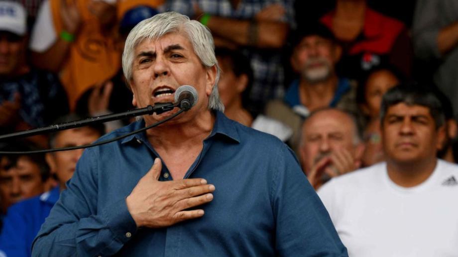 Hugo Moyano. Foto: Archivo