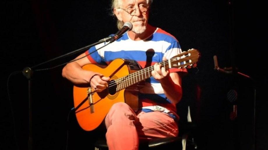 Nito Ibáñlez estará en el CMC en el marco del Ciclo de Artistas Locales.