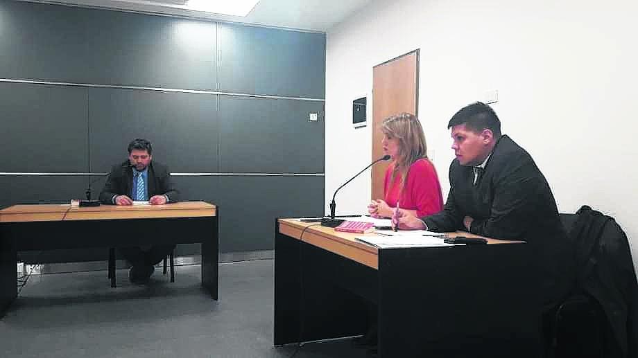 El juez de Garantías Sergio Pichetto explicó que por la gravedad del hecho es imputable pero no recibirá prisión preventiva. Foto: archivo