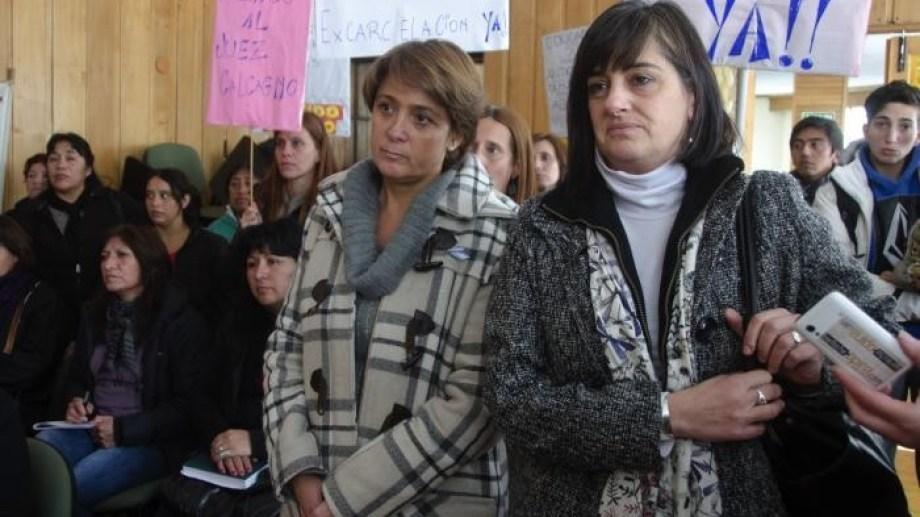 Mercedes Pietranera (izq) será la encargada de instrumentar políticas de género en el gobierno de Carreras. Archivo