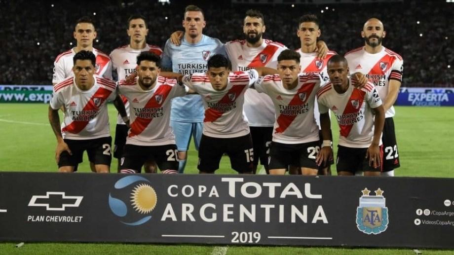 River irá en busca de su tercer título por Copa Argentina.