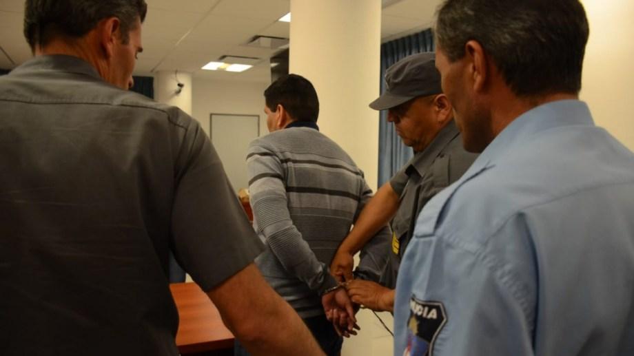 El 25 de octubre Tolaba fue declarado responsable del femicidio de Delia por un jurado popular. Foto Yamil Regules.