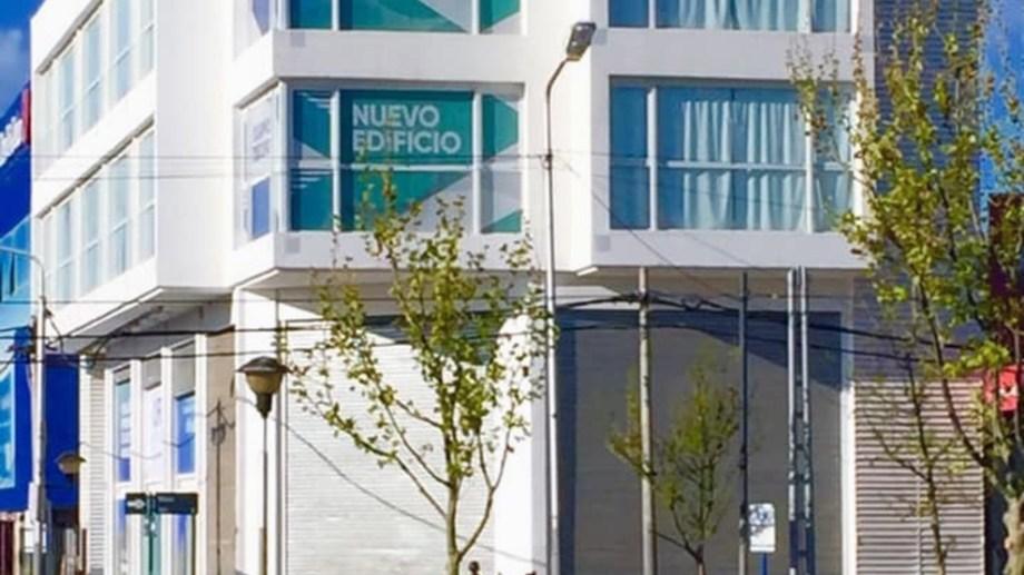 La nueva sede de la UFLO, en Neuquén. Allí se dictará Nutrición.