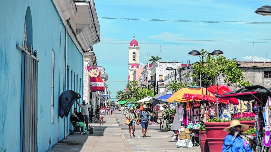 Patrimonio de la Humanidad. Así la declaró la Unesco. Se la conoce como La Perla de Cuba.