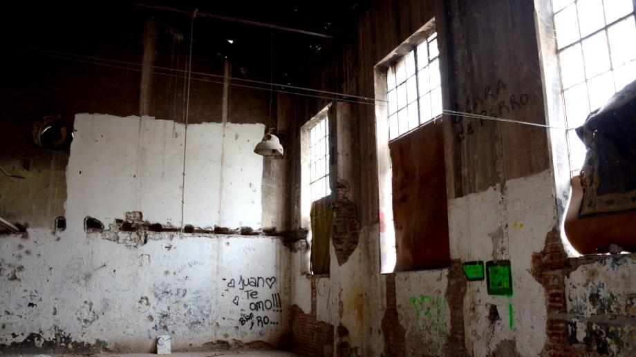 El viejo edificio será puesto en valor.