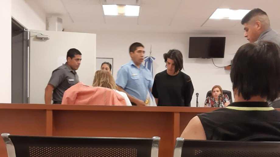 Leonardo Ríos fue acusado y quedó detenido. (Foto: Gentileza.-)