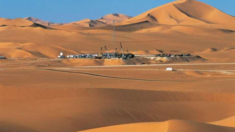 El campo en su totalidad tiene la capacidad de producir 500.000 barriles diarios.