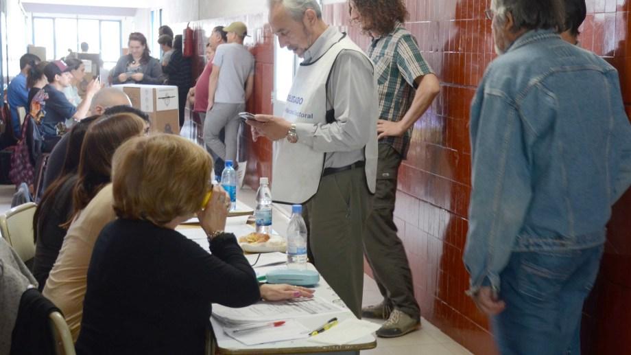 En las elecciones del 27 de octubre se votó para presidente, diputados y senadores nacionales. Foto: archivo.