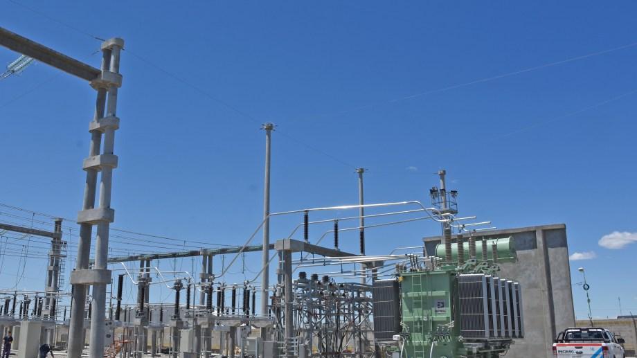 La nueva estación dará respuesta a la demanda eléctrica en Neuquén.  Mejorará la calidad del servicio.