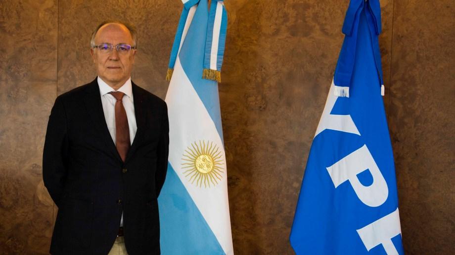 Guillermo Nielsen es el nuevo presidente de YPF. Foto Gentileza YPF