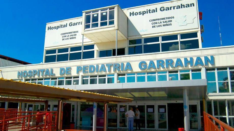 Cuando nació, la beba fue trasladada al hospital Garrahan. Foto: archivo