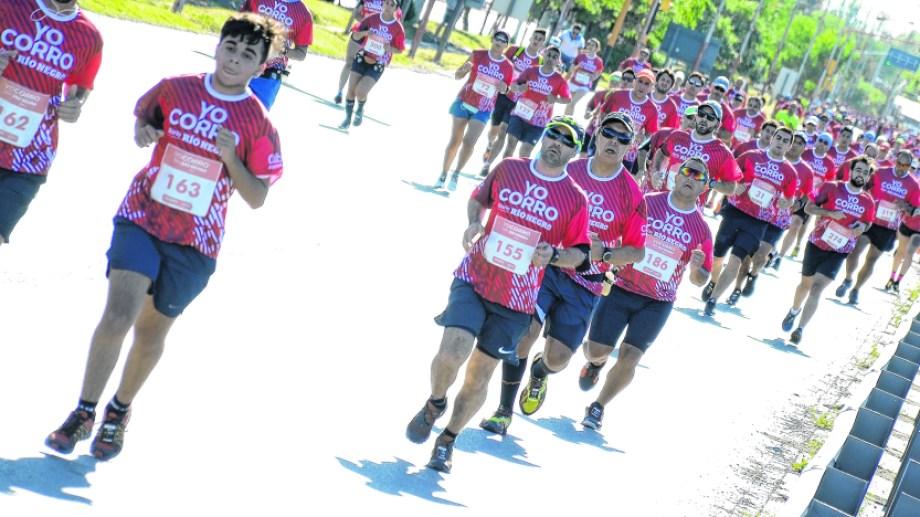 Yo Corro se ha transformado, con esta nueva edición, en un clásico del running callejero patagónico.