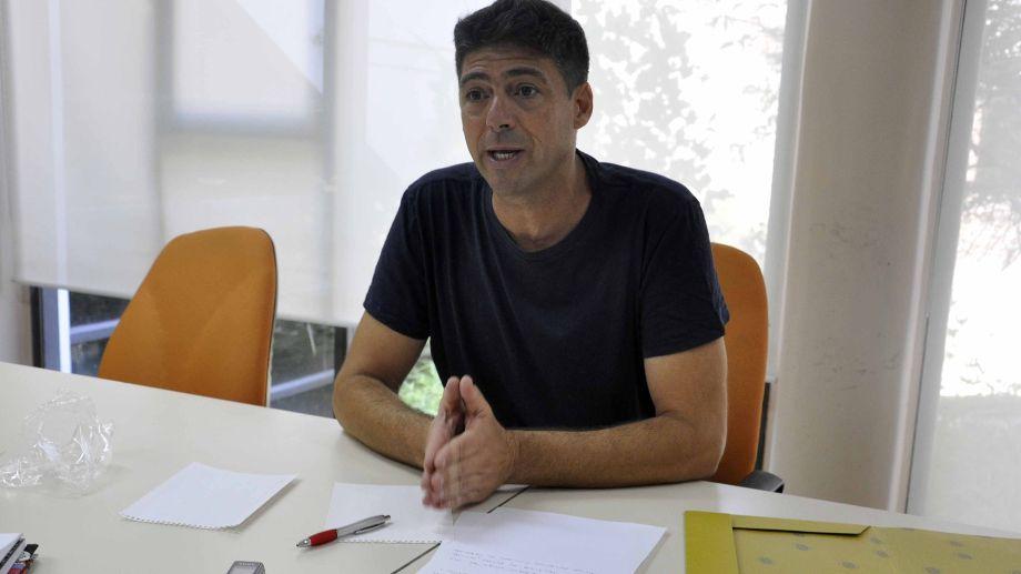 Pablo Gutiérrez Colantuono también es docente y director de la Especialización en Derecho Administrativo de la UNC. Foto: archivo.