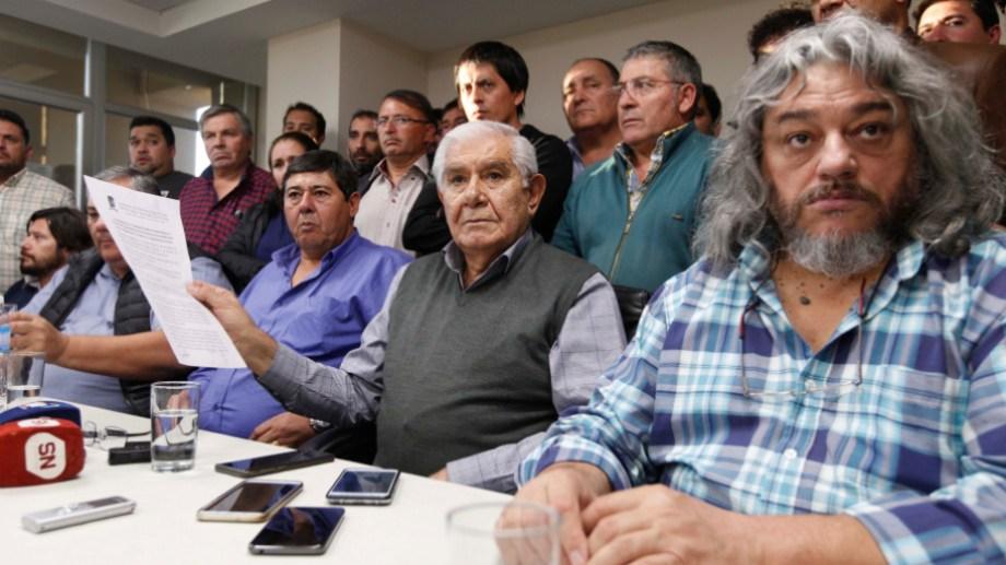 La reunión será el próximo miércoles en la sede del ministerio de Producción y Trabajo en Buenos Aires.
