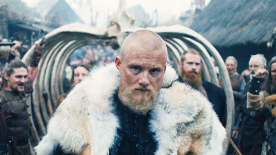 """""""Vikingos"""" se despide con acción e historia."""