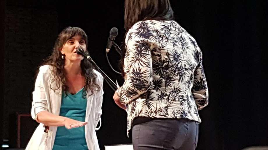 Maricel Cévoli será la presidenta del Concejo Deliberante de Viedma. Foto: Pablo Leguizamón.